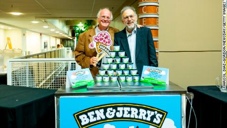 Ben and Jerry's co-founders serve up support for Democrats' efforts to flip the House