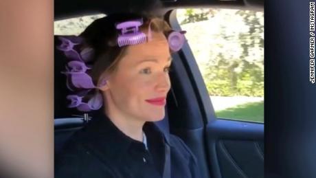 Jennifer Garner Hair Commercial - SelebrityToday