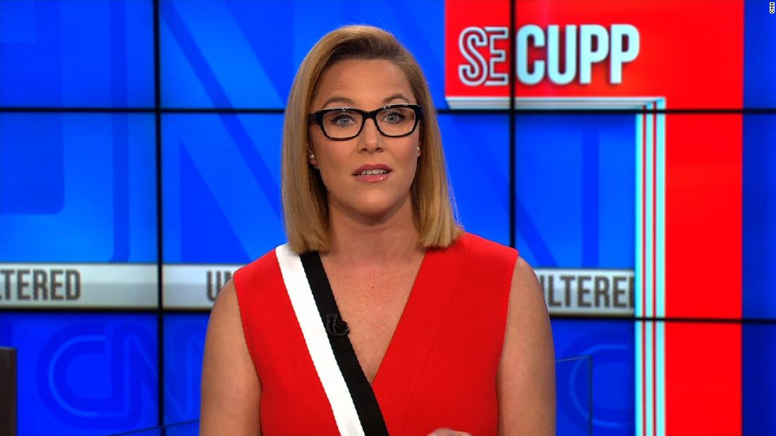 SE Cupp: This will be a defining week for all - CNN Video