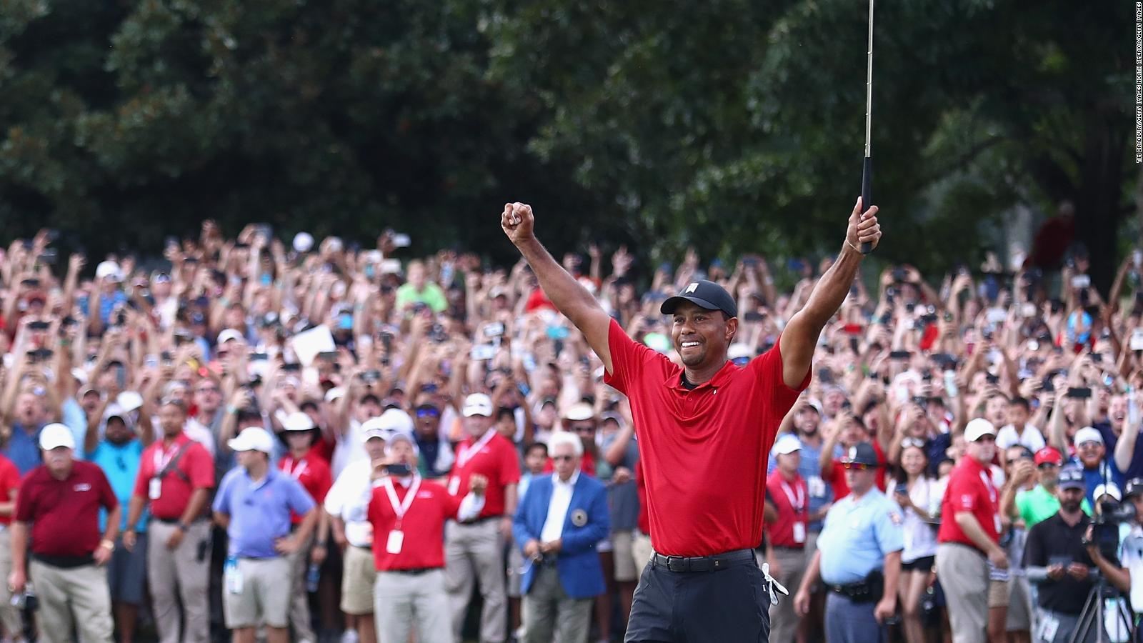Tiger Woods Expected To Win Again Say Agent Tiger Woods First Pga