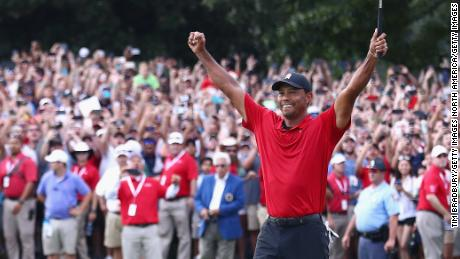 Tiger Woods Fast Facts