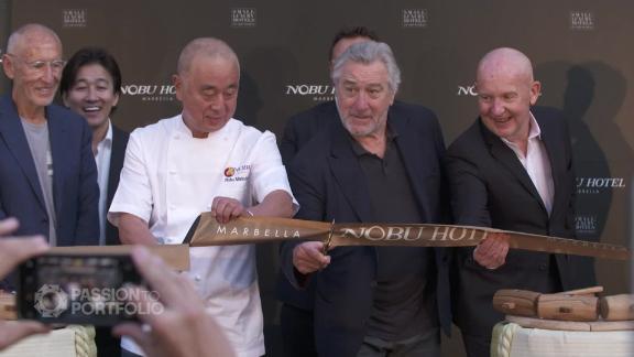 Robert De Niro's hospitality empire is massive