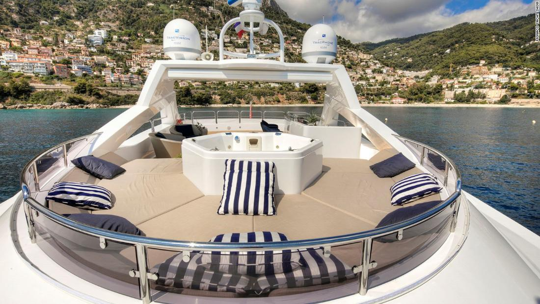 Top 10 biggest yachts on show in Monaco - CNN