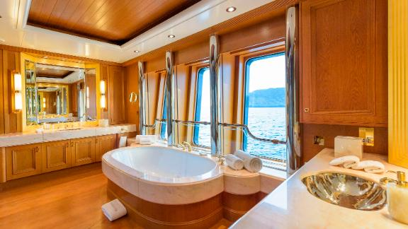 It's on sale at the Monaco Yacht Show for just over $62M.