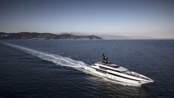 Seven Sins also features extensive use of glass on board within its design.