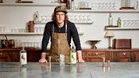A bad mocktail made this man invent his own brand of non-alcoholic spirits