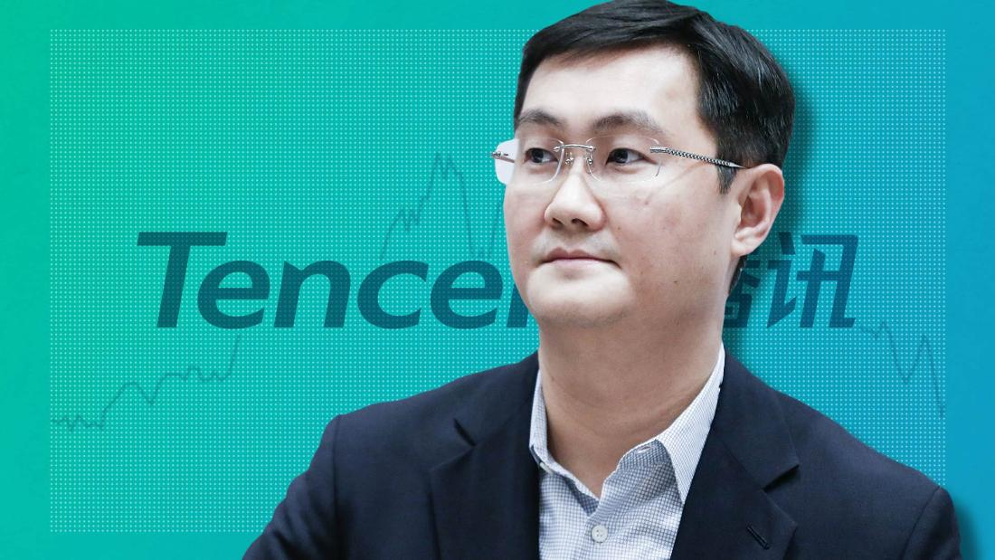 How China's video game crackdown caused a $200 billion stock wipeout for Tencent