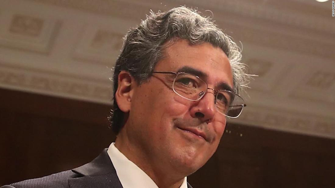 Noel Francisco to step down as US solicitor traditional, sources direct (CNN) thumbnail