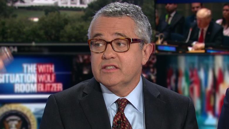 Toobin calls out Kavanaugh's 'weird' interview