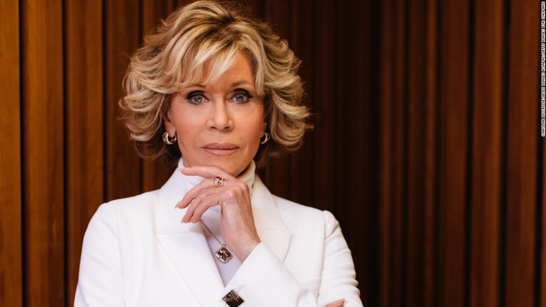 National Women's Hall of Fame may lose funding over induction of Jane Fonda
