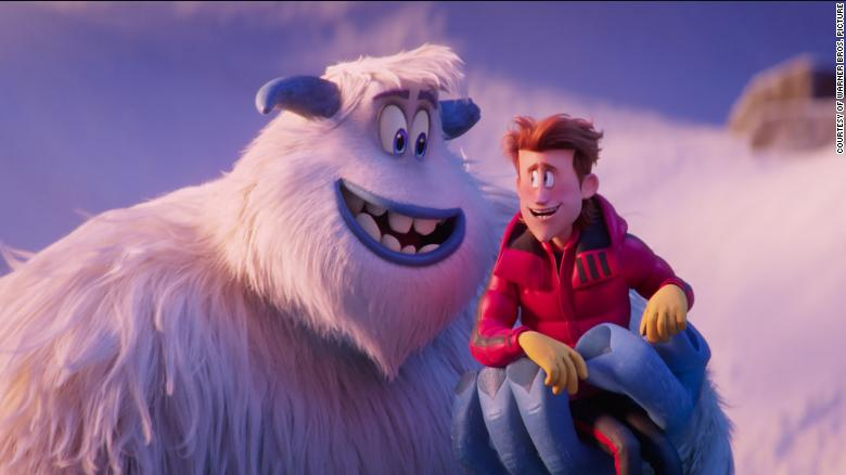 smallfoot takes animated steps in the right direction cnn