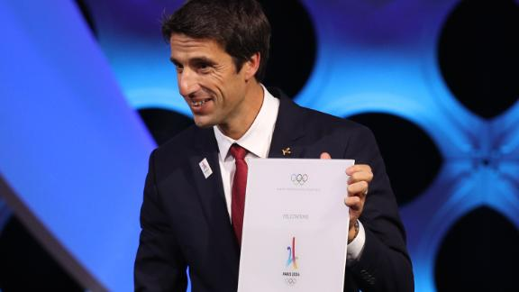 President of the Paris 2024 organizing committee Tony Estanguet told CNN he was planning a spectacular Games.