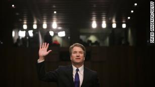 How senators voted on Brett Kavanaugh