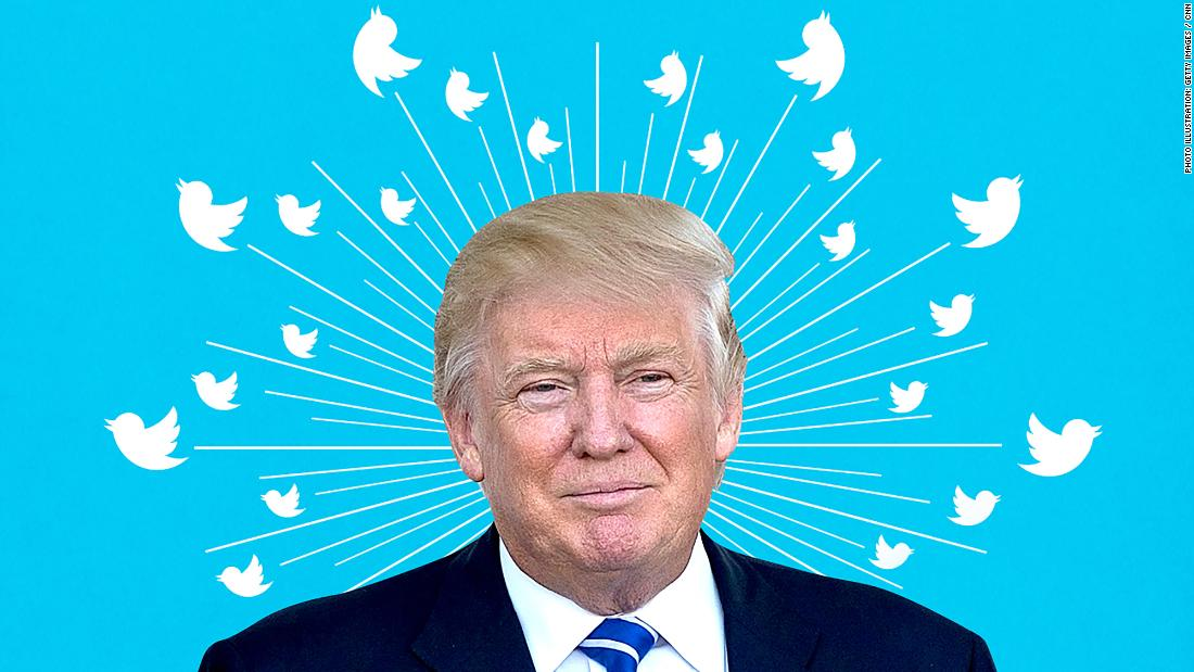What Donald Trump's unsettlingly erratic 24 hours on Twitter tell us