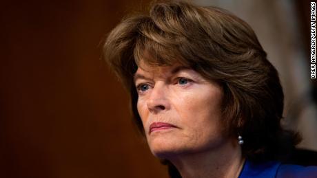 Murkowski wants Senate panel to hear from second Kavanaugh accuser