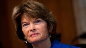 Sen. Lisa Murkowski (R-AK) chairs a hearing of the Senate Energy and Natural Resources Committee on Capitol Hill, September 25, 2018 in Washington, DC.