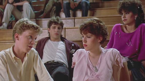 """<strong>""""Sixteen Candles"""":</strong> One of the definitive films of the 1980s, this John Hughes directed dramedy follows a day in the life of a teen whose family has overlooked her milestone birthday. <strong>(Netflix) </strong>"""