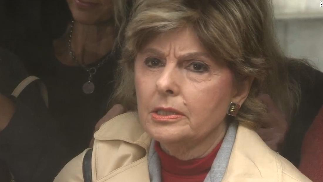 Allred: Judgment day has come for Cosby