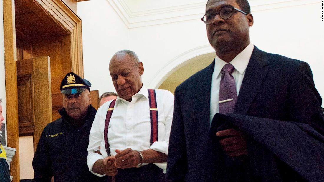 Judge explains Cosby sentence: 'The time has come'