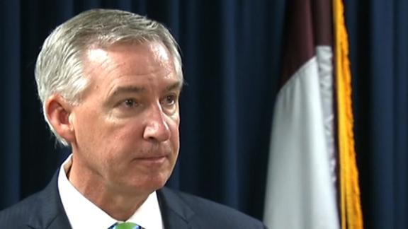 Montgomery County District Attorney Kevin Steele speaks after Bill Cosby sentencing.