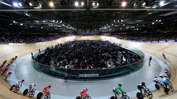 The National Velodrome is often a venue for cycling's biggest indoor events. It hosted the World Championships in 2015 and is a ready-made venue for the track cycling competition in 2024.