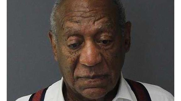 Bill Cosby's mugshot,  taken at Montgomery County Correctional Facility on Tuesday, September 25.