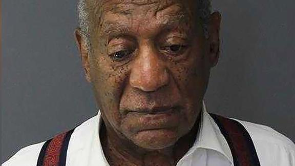 Bill Cosby Mugshot - Dated 9/25/18  From the Montgomery County Correctional Facility