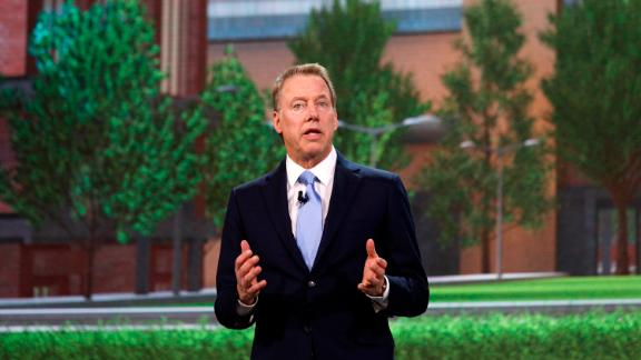 Bill Ford says his mission since day one has been to build a bridge between environmentalists and the business community.