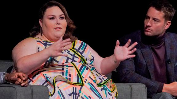 """Chrissy Metz at a """"This Is Us"""" premiere screening."""