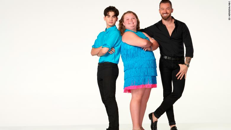 Biggest age difference between couples dating on dwts