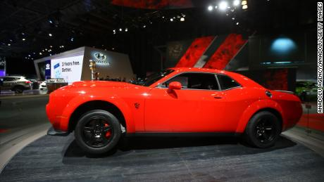 dodge demon: take off in most powerful muscle car ever - cnn video