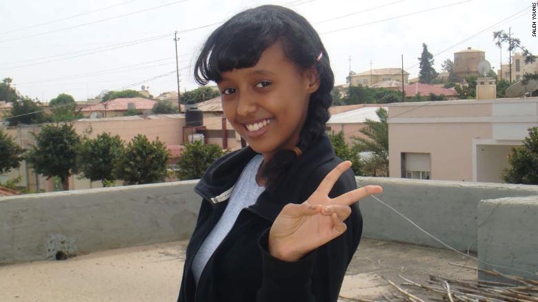 Jailed at 15, U S  Citizen in Eritrea: