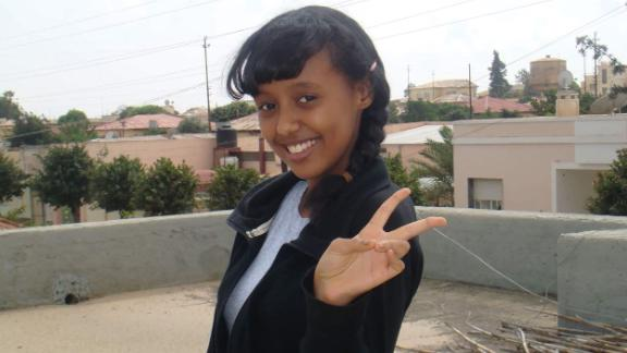 Eritrean-American Ciham Ali Ahmed was 15 when she was detained in Eritrea. No one has heard from her since.