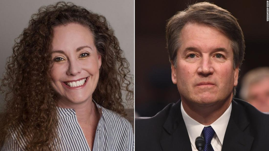 New allegations against Kavanaugh submitted to Senate committee