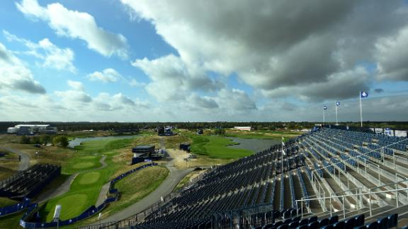 Paris' sporting revolution starts with the Ryder Cup. The prestigious golf tournament will be held on French soil for the first time in 2018, at Le Golf National. The course, opened in 1990, has two 18-hole courses and one nine-hole course.