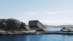 World's largest underwater restaurant nears completion