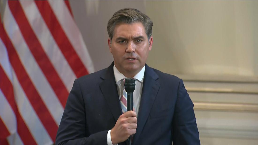 Image result for Jim Acosta, photos