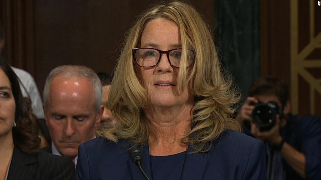 With Christine Blasey Ford, Republicans indicted themselves