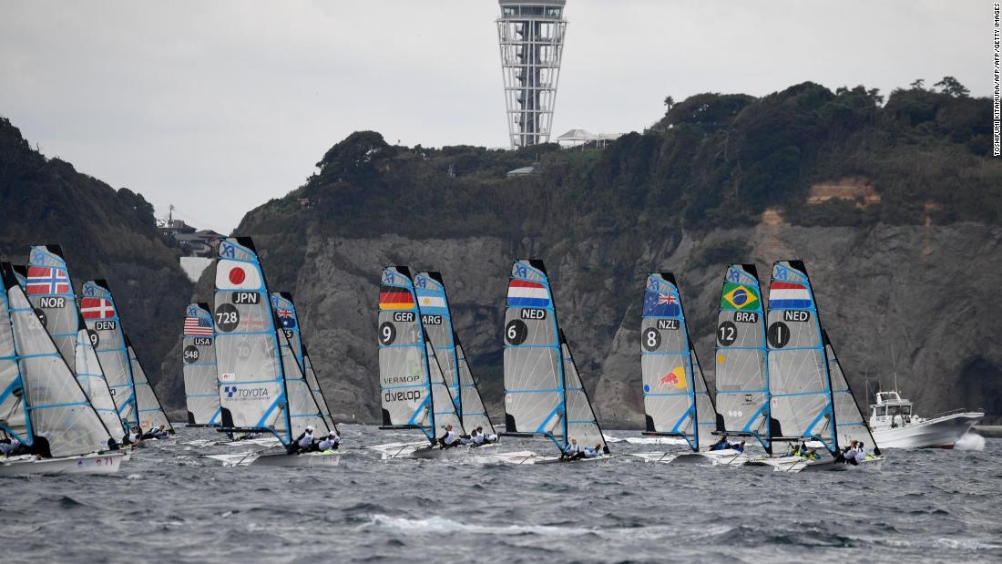 With Tokyo 2020 just two years away, CNN's Mainsail visited the Sailing World Championships in Denmark, to discover if there is a secret recipe to Olympic success.