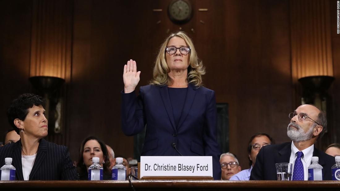 Why GOP senators dropped sex crimes prosecutor Rachel Mitchell like a hot potato