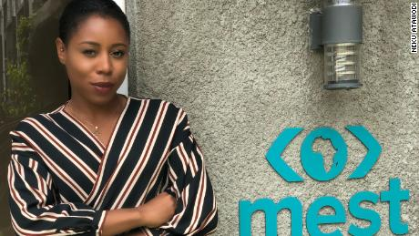 Meet Neku Atawodi: The woman at the forefront of Africa's tech revolution