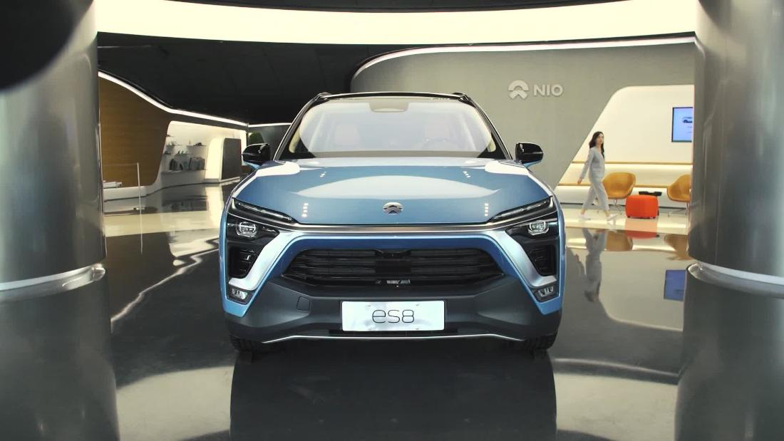 Nio Stock Chinese Electric Car Maker Shares Gain 1 000 In Seven Months Cnn