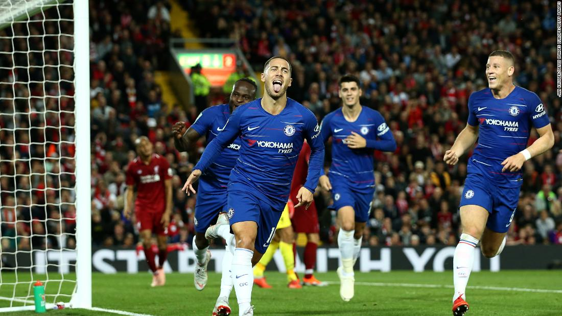 carabao cup chelsea put liverpool out as west ham run riot in 8 0