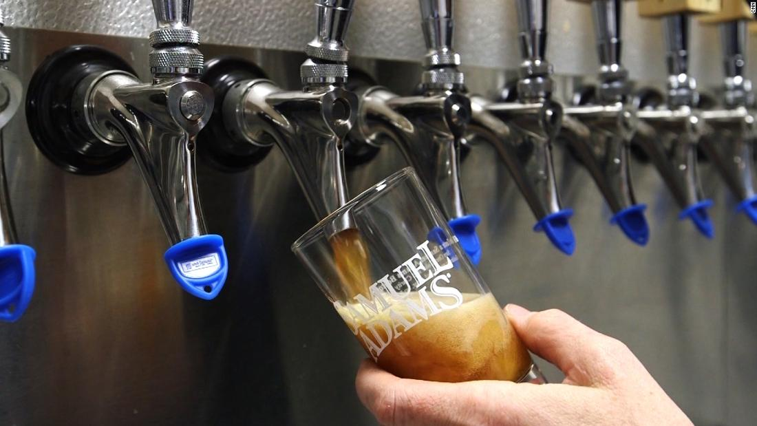 Climate change to cause global beer shortage, study says
