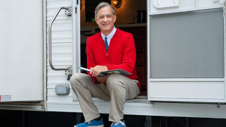 The First Picture Of Tom Hanks As Mister Rogers Is What You Need Today Cnn