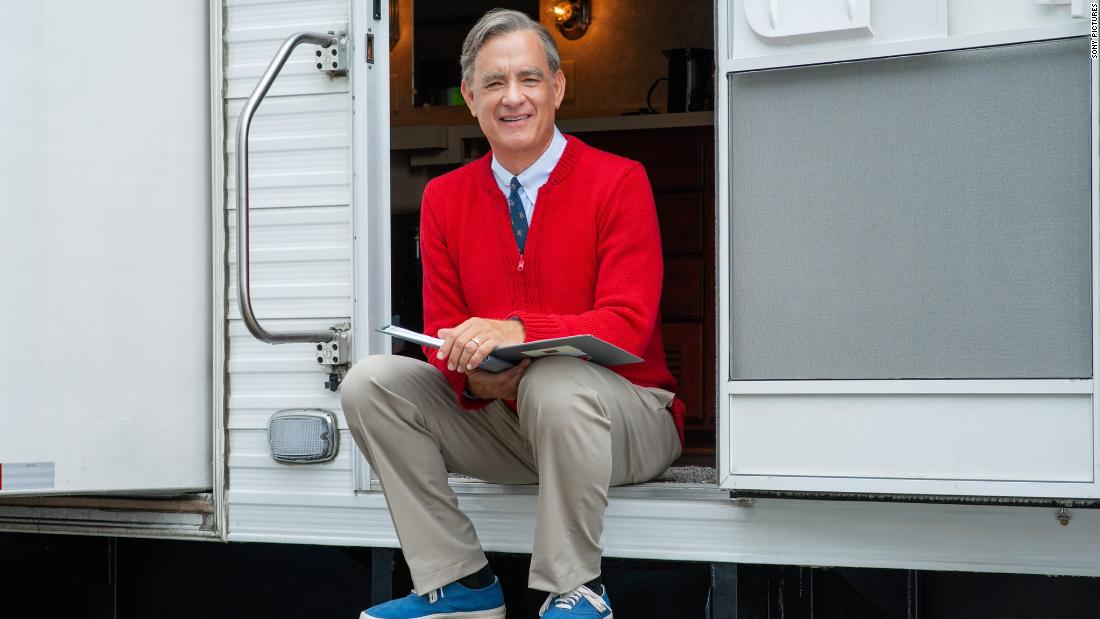Tom Hanks Reveals Exact Moment He Knew He Wanted To Play Mister Rogers