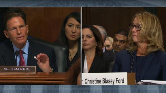 Blumenthal Ford hearing