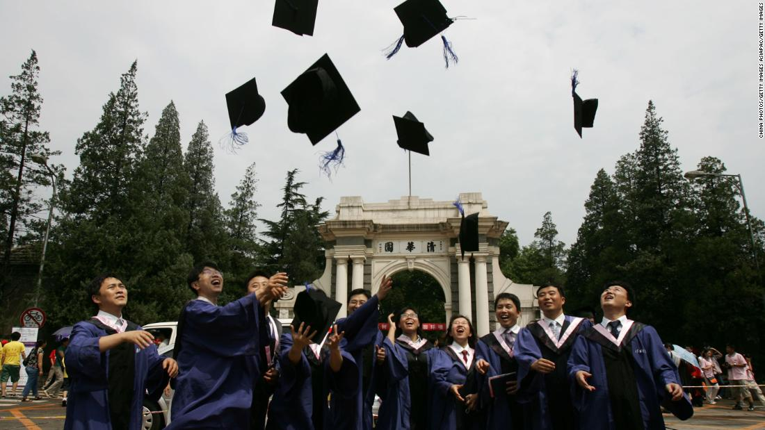 world university rankings china leads asia rise in 2019 cnn