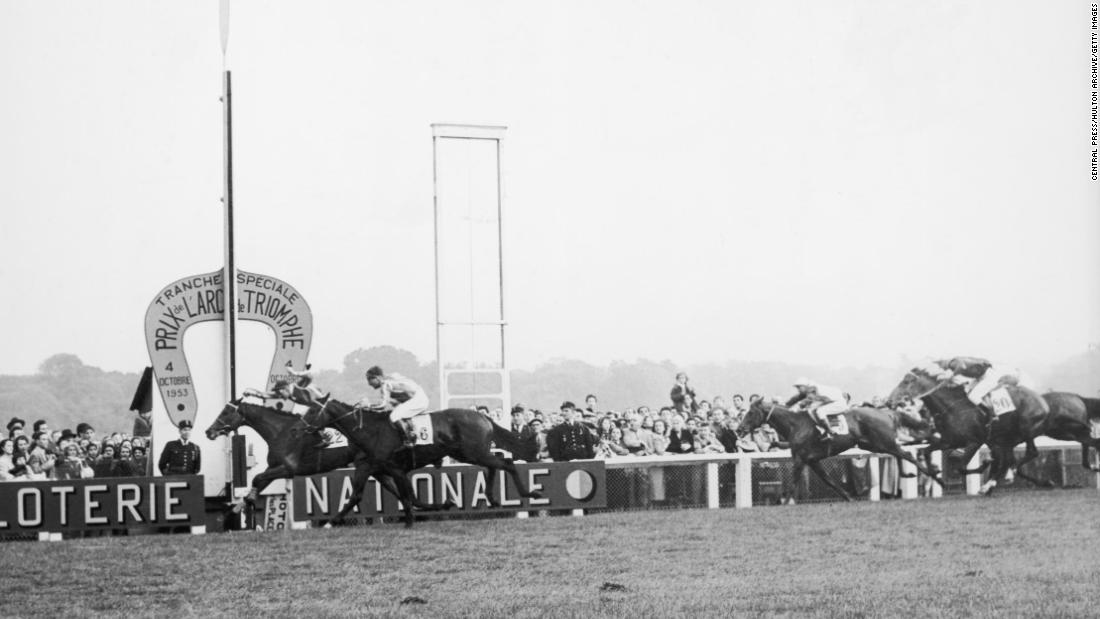 Longchamp Racecourse became home to the prestigious Prix de l'Arc de Triomphe in 1920, when horses would compete equally without any handicapping from previous results.