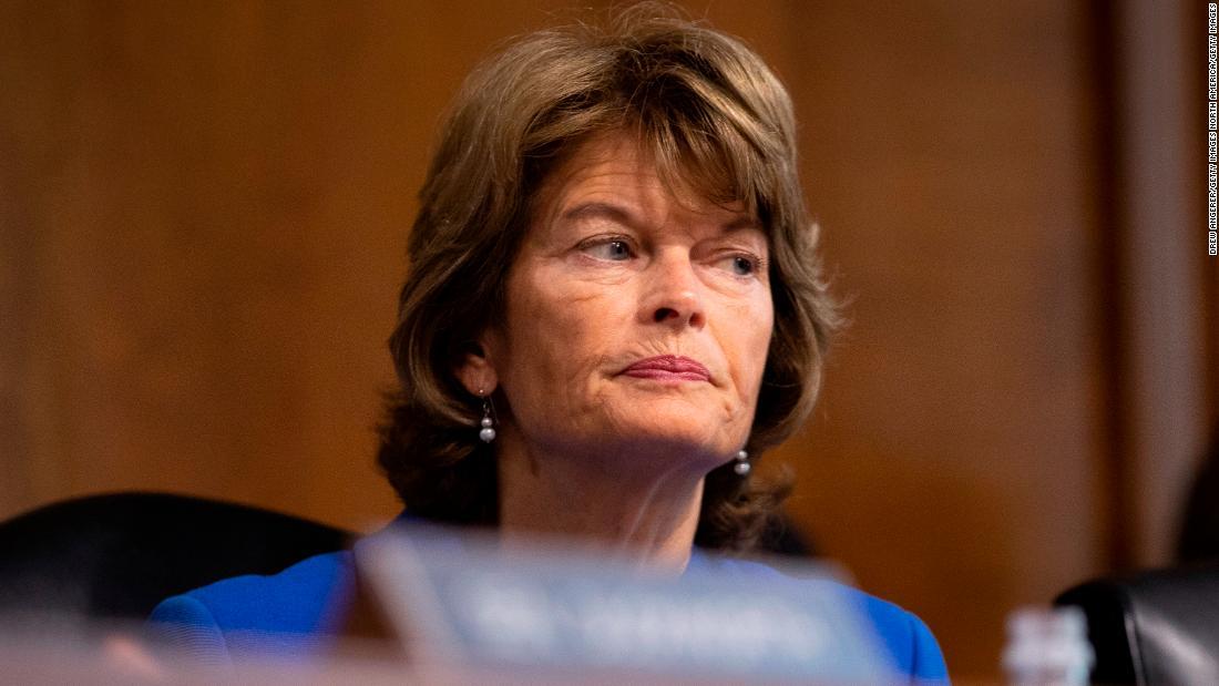 Ο γερουσιαστής Lisa Murkowski, λέει η Γερουσία ηγέτης είχε